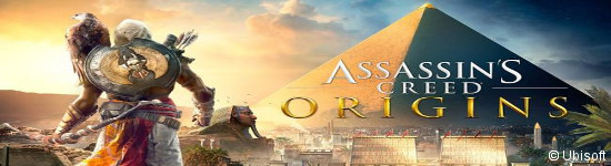 Assassin's Creed: Origin - Discovery-Modus