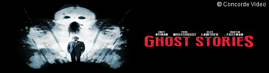 Ghost Stories - Ab September auf DVD und Blu-ray